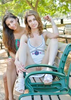 Kristen and Nina in Tug Fingers And Fist by FTV Girls (nude photo 2 of 16)