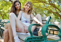 Kristen and Nina in Tug Fingers And Fist by FTV Girls (nude photo 5 of 16)