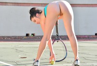 Carrie in Buttalicious Tennis by FTV Girls (nude photo 9 of 16)