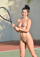 Carrie in Buttalicious Tennis by FTV Girls (nude photo 13 of 16)