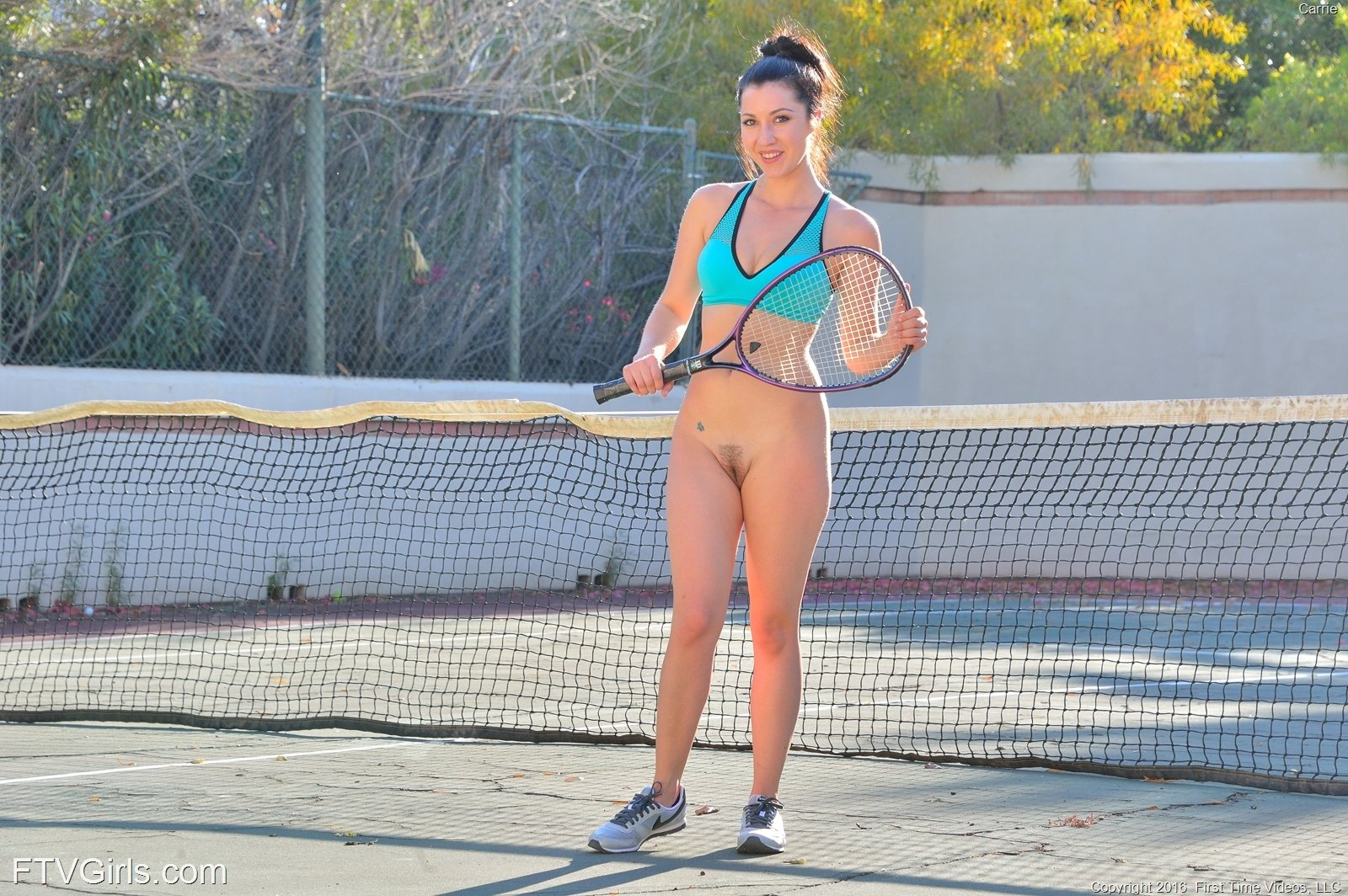 Carrie In Buttalicious Tennis By Ftv Girls 16 Photos -4587