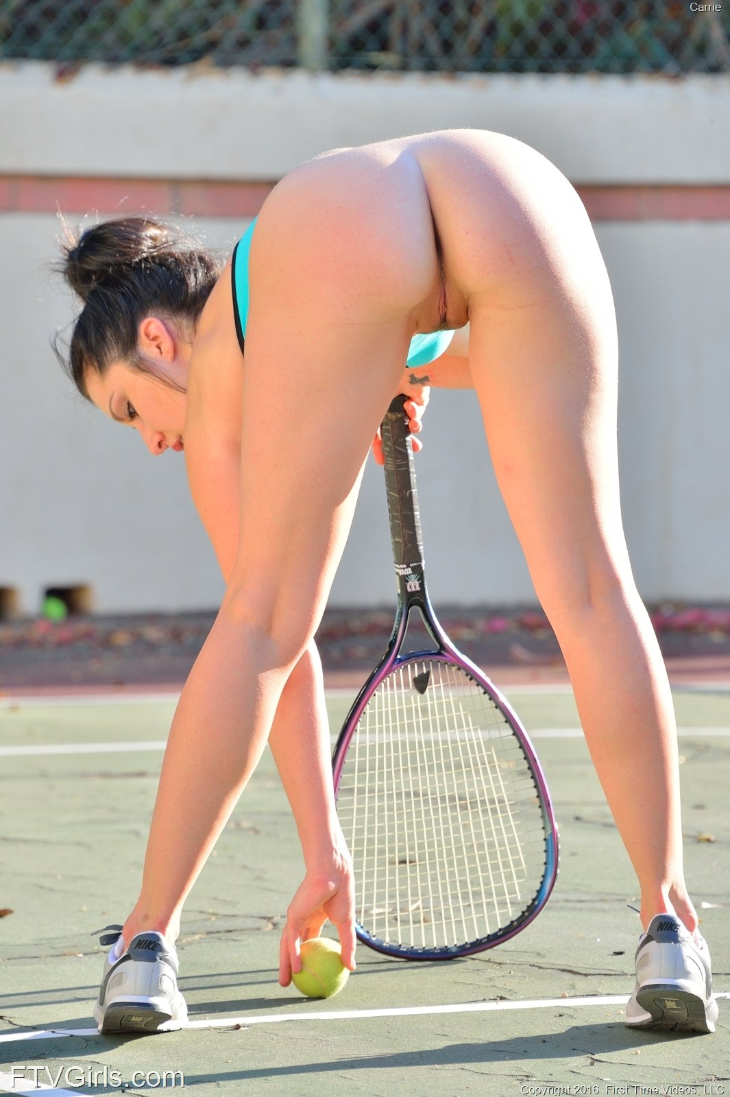 Carrie in Buttalicious Tennis by FTV Girls (16 photos ...