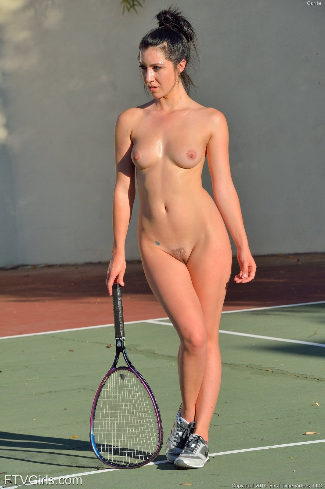 Carrie In Buttalicious Tennis By Ftv Girls 16 Photos -4007