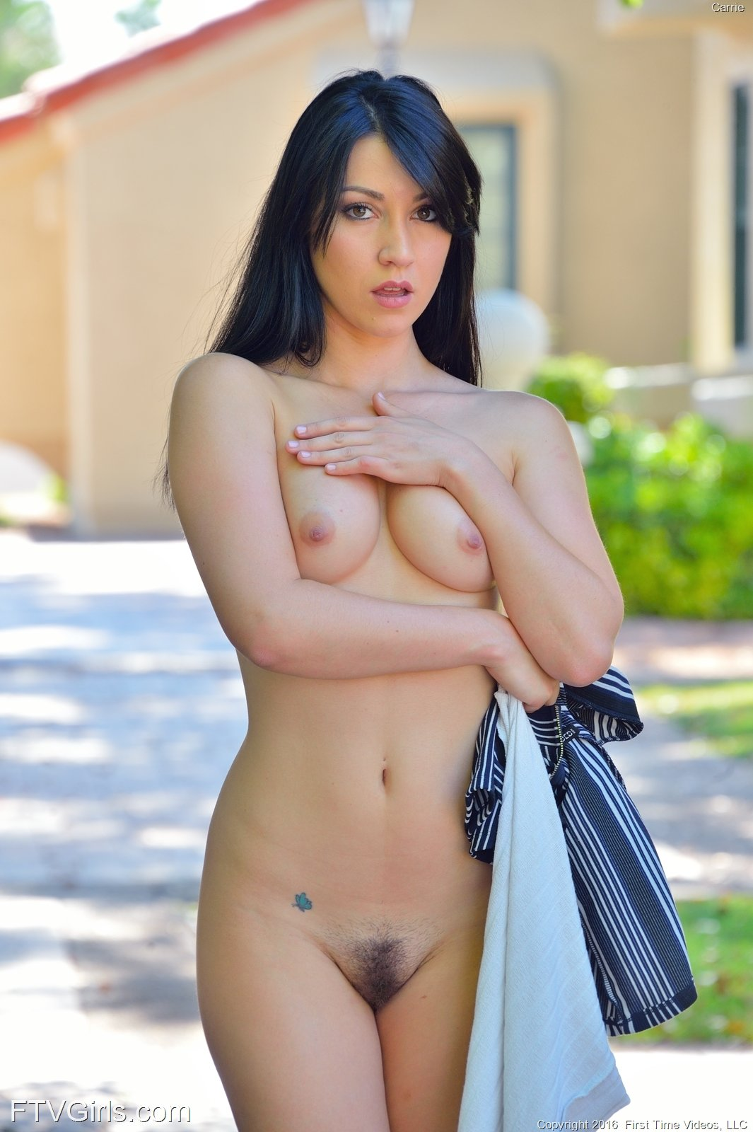 Carrie in Beautifully Naked by FTV Girls (16 photos ...