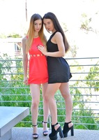 Lana and Stella in Girls Time Out by FTV Girls (nude photo 14 of 16)