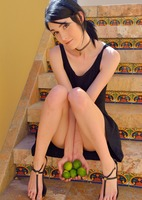 Ivy Aura in Her Phallic Fruit by FTV Girls (nude photo 8 of 12)