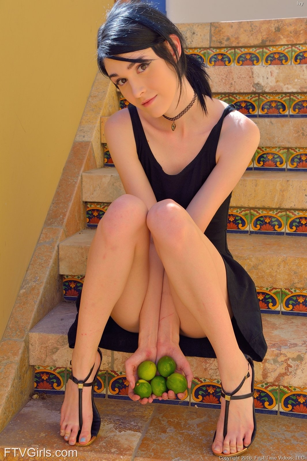 Fruit girls nude
