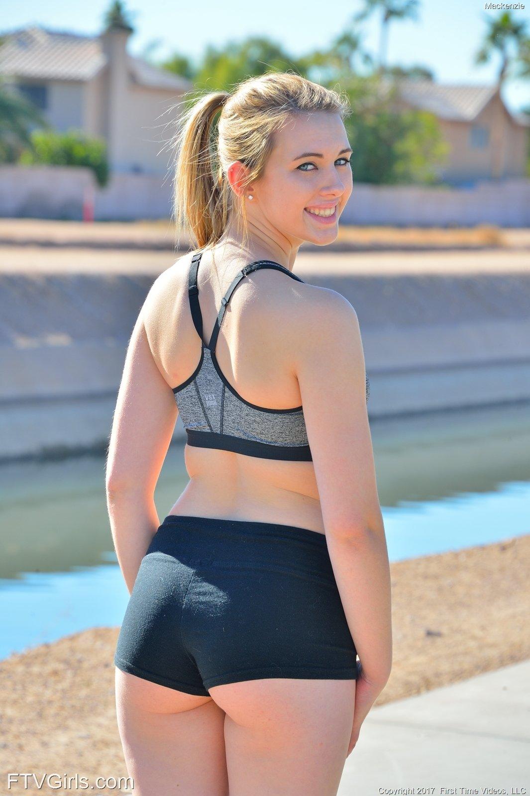 Mackenzie Ann In Sporty Girl Penetrates Big By Ftv Girls -2204