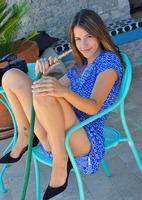 Chloe in Waterhose Play by FTV Girls (nude photo 5 of 12)