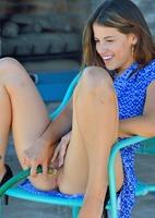 Chloe in Waterhose Play by FTV Girls (nude photo 7 of 12)