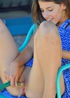 Chloe in Waterhose Play by FTV Girls (nude photo 8 of 12)