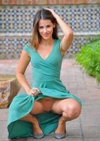 Chloe in Pretty Girl In Green by FTV Girls (nude photo 2 of 16)