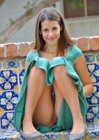 Chloe in Pretty Girl In Green by FTV Girls (nude photo 11 of 16)