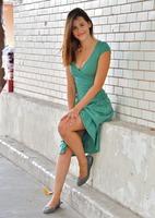 Chloe in Pretty Girl In Green by FTV Girls (nude photo 13 of 16)