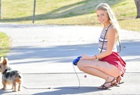 Harley in Kinky At The Park by FTV Girls (nude photo 9 of 16)