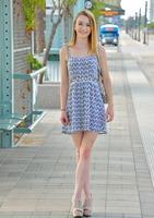 Kenzi in Stationside Upskirt by FTV Girls (nude photo 1 of 16)