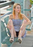 Kenzi in Stationside Upskirt by FTV Girls (nude photo 3 of 16)