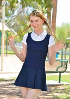 Sharlotte in Schoolgirl Style by FTV Girls (nude photo 5 of 12)