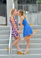 Stella and Charlotte in Doing It In Public by FTV Girls (nude photo 3 of 12)