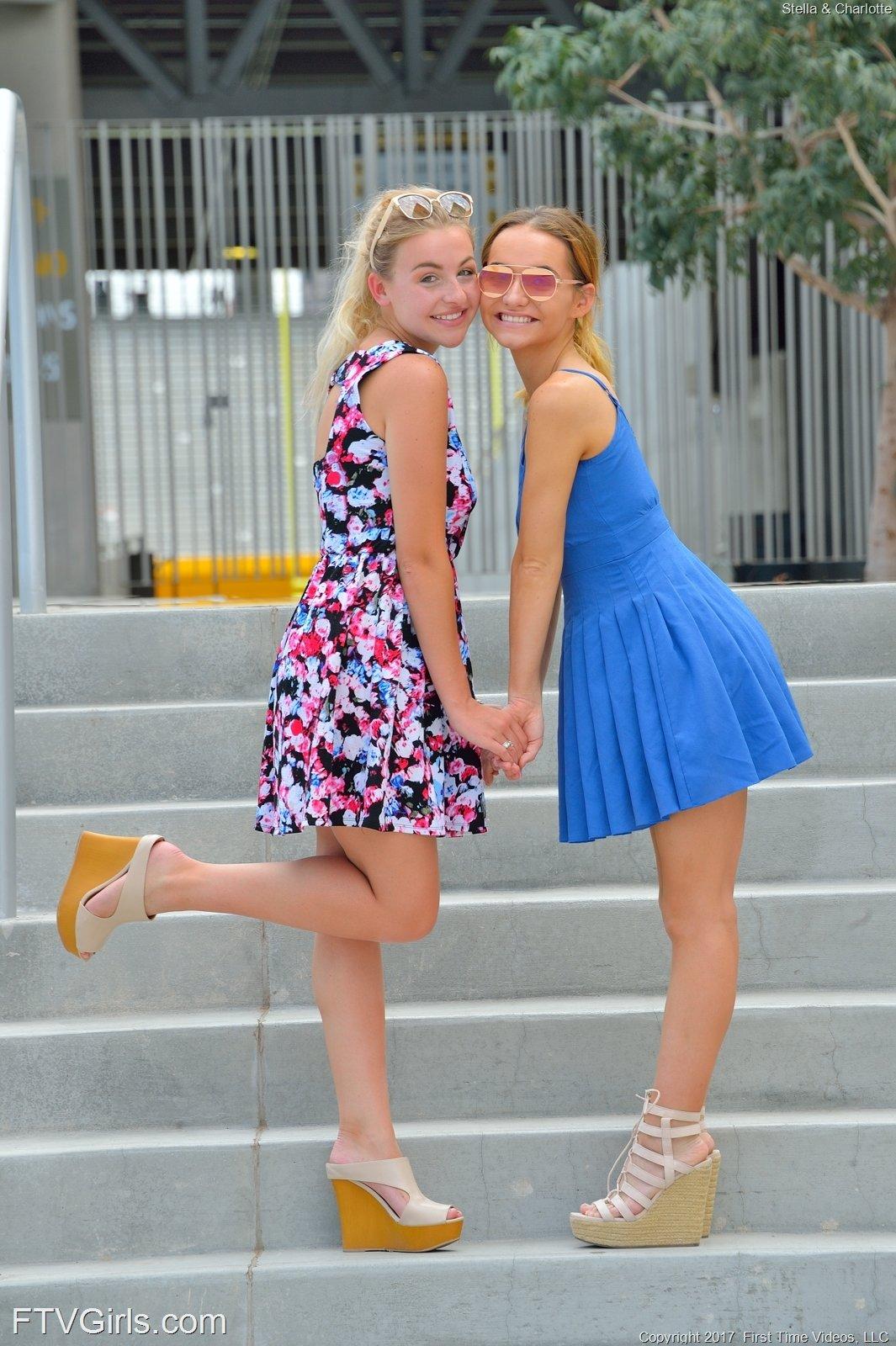 Stella girls teen next door exclusively on ftv xxx