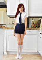 Sabina in Supercute Schoolgirl by FTV Girls (nude photo 1 of 16)