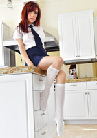 Sabina in Supercute Schoolgirl by FTV Girls (nude photo 3 of 16)