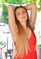Carmen in Tall Teen In Red by FTV Girls (nude photo 14 of 16)