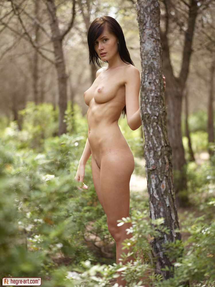 Outdoor Naked Ladies
