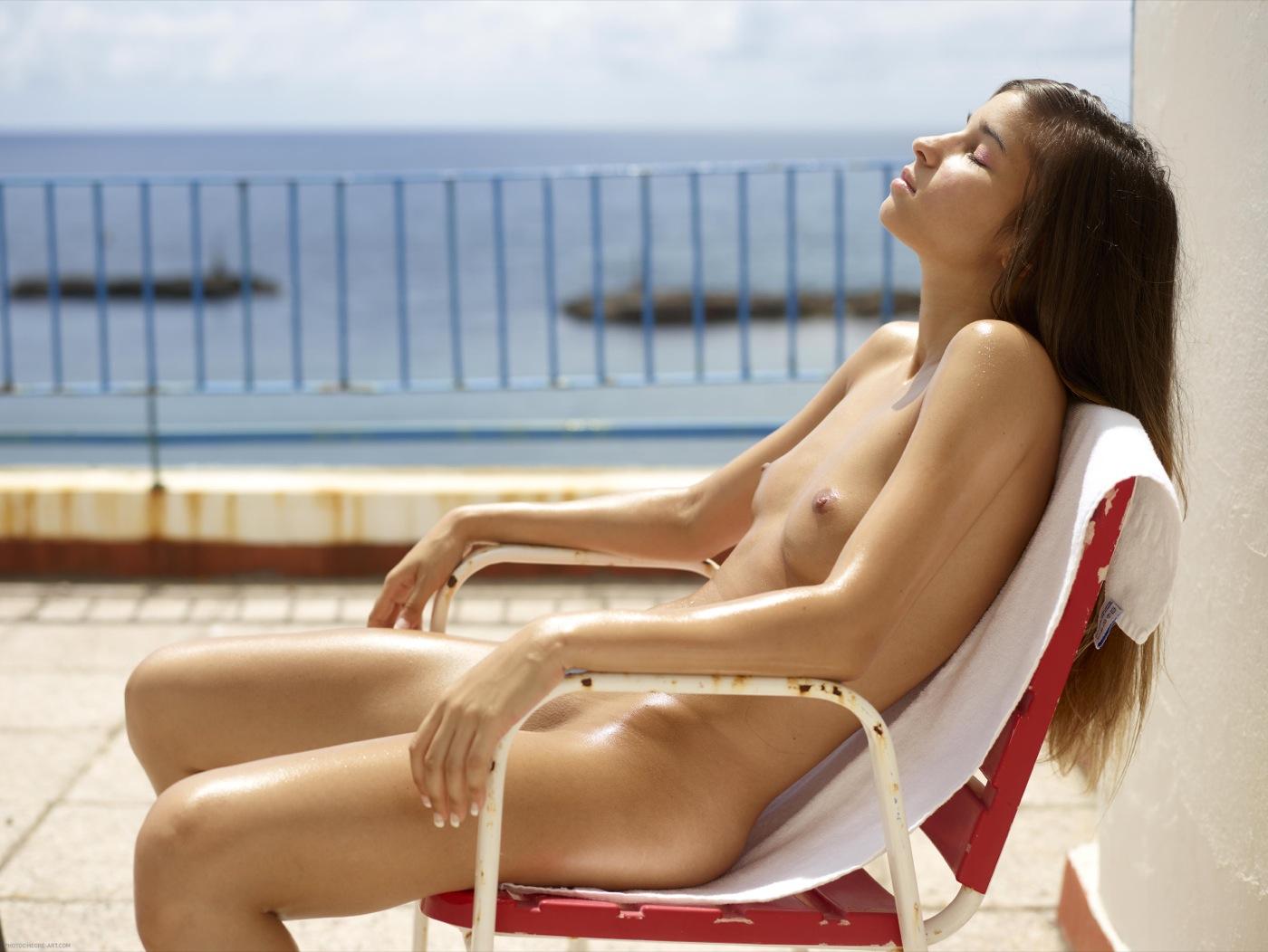 Nika Nude On Patio By Hegre-Art 12 Photos  Erotic Beauties-4470
