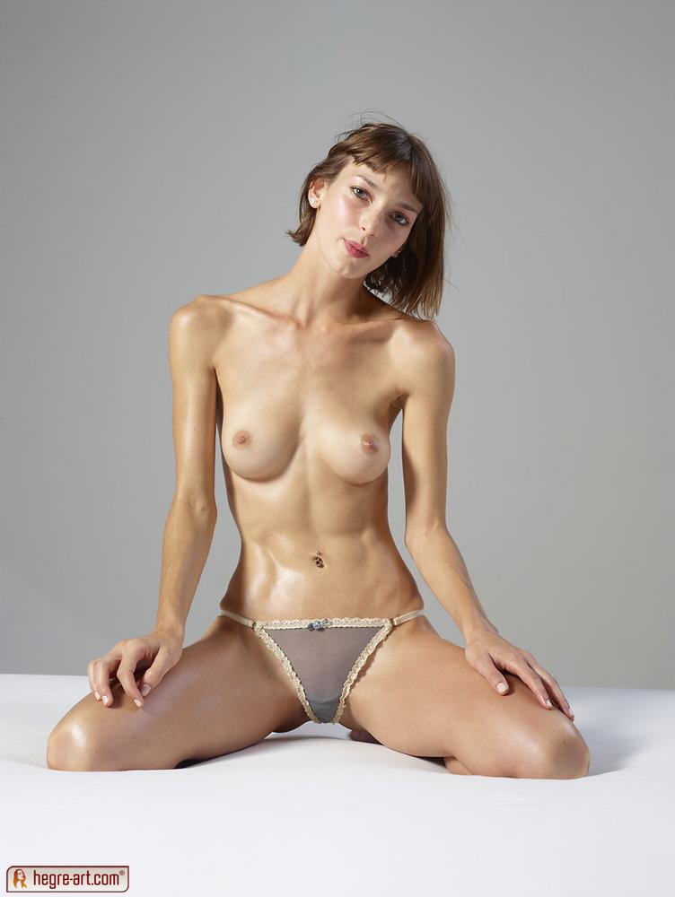 Naked Girls Flirting