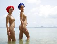 Coxy & Zaika in Turbans By Alya (nude photo 6 of 18)