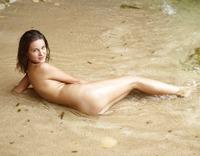 Zaika in Gozo Beach (nude photo 5 of 16)