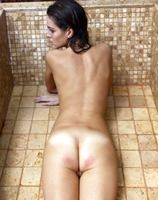 Zaika in Wet Wellness (nude photo 12 of 16)