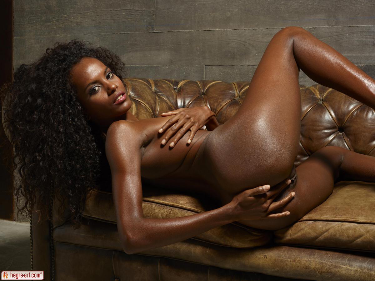 Голие Негритянки Фото
