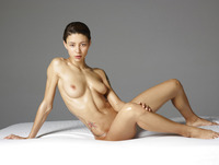 Hegre-Art model Rose in Sculpture (nude photo 1 of 16)