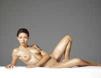 Hegre-Art model Rose in Sculpture (nude photo 2 of 16)