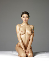 Hegre-Art model Rose in Sculpture (nude photo 10 of 16)