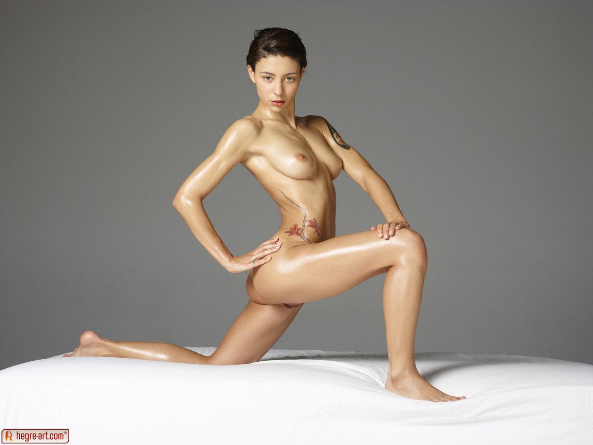 Girls naked girls by petter hegre