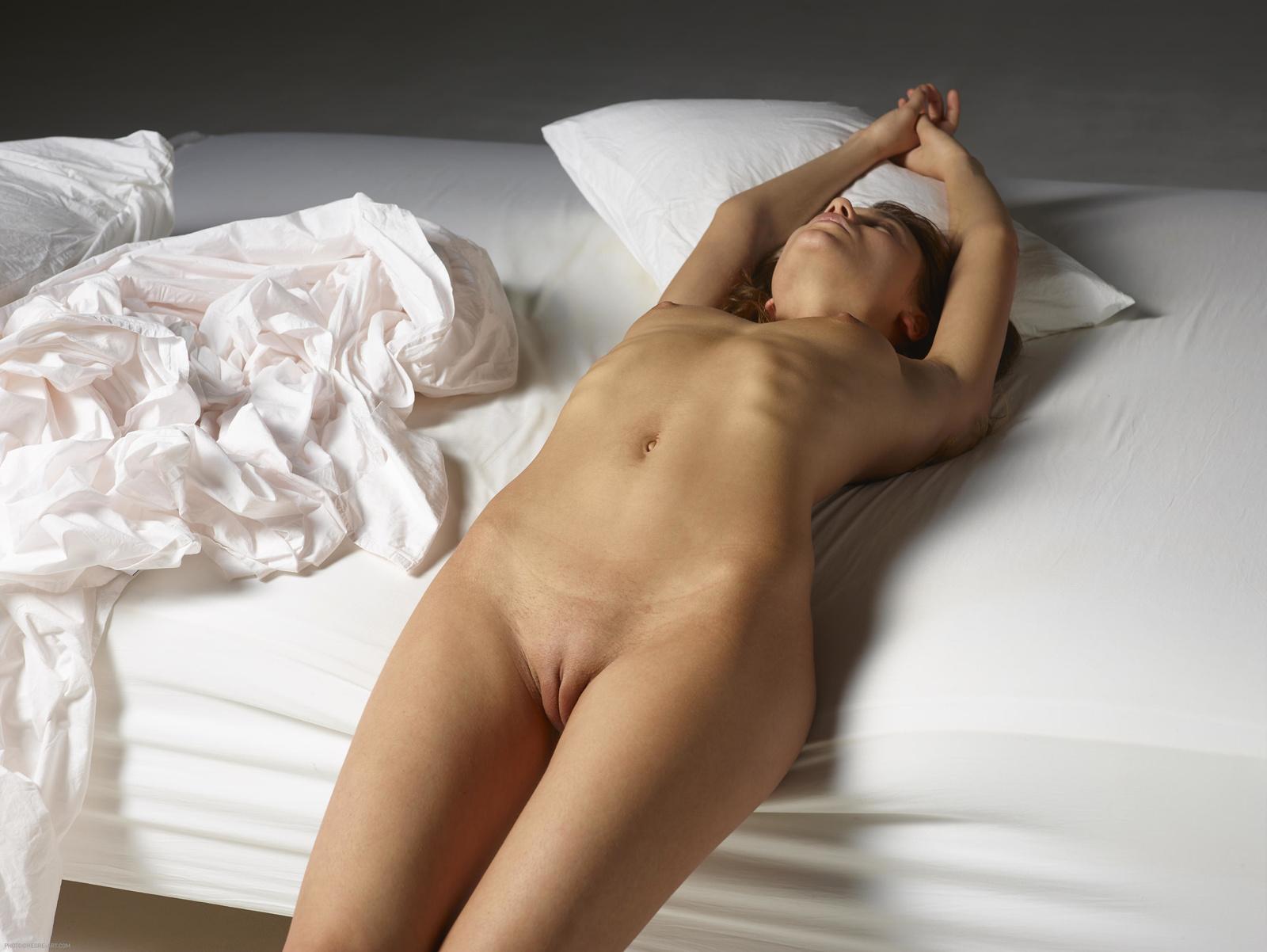 Hegre ksenia bed nudes