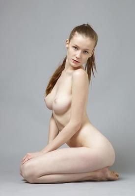 16 Pics: Emily in Crisp Nudes by Hegre-Art