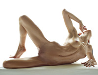 Rose in Figures by Hegre-Art (nude photo 4 of 16)