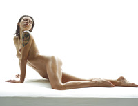 Rose in Figures by Hegre-Art (nude photo 14 of 16)