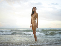 Cleo in Beach Nymph by Hegre-Art (nude photo 6 of 16)