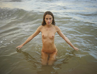 Cleo in Beach Nymph by Hegre-Art (nude photo 11 of 16)