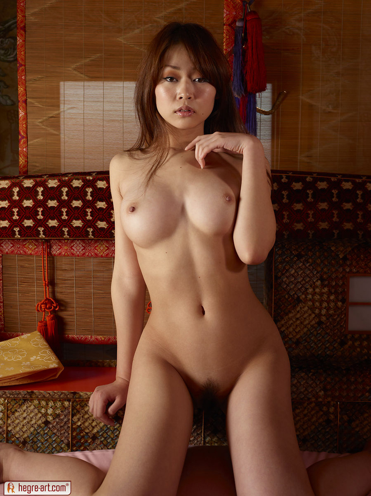 Busty Asian Rie By Hegre-Art 16 Photos  Erotic Beauties-2758