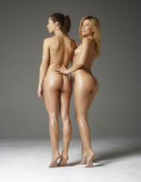 Lola and Mya in Intimate by Hegre-Art (nude photo 4 of 16)