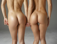 Lola and Mya in Intimate by Hegre-Art (nude photo 5 of 16)
