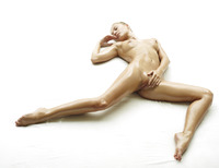Darina L in Baby Oil by Hegre-Art (nude photo 13 of 16)