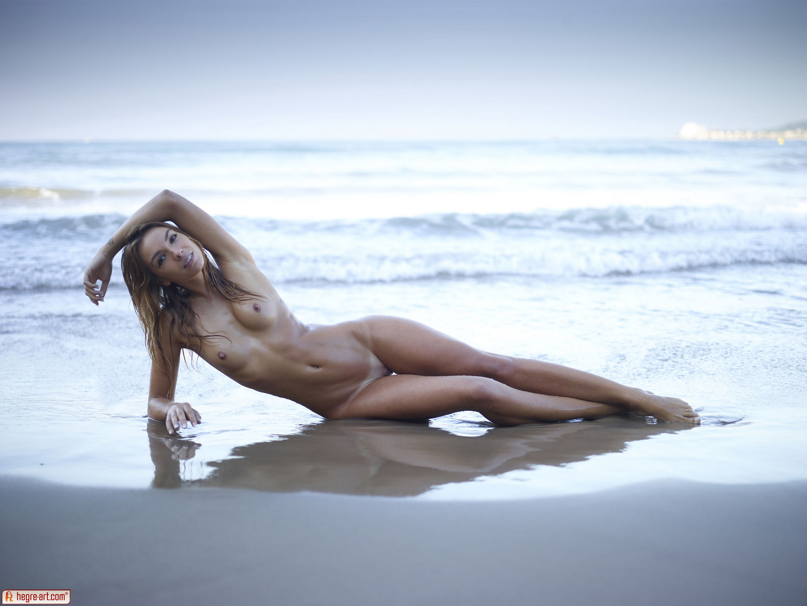 Amber In Beach Games By Hegre-Art 16 Photos  Erotic -3196