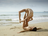 Julietta and Magdalena in Beach Bodies by Hegre-Art (nude photo 10 of 16)